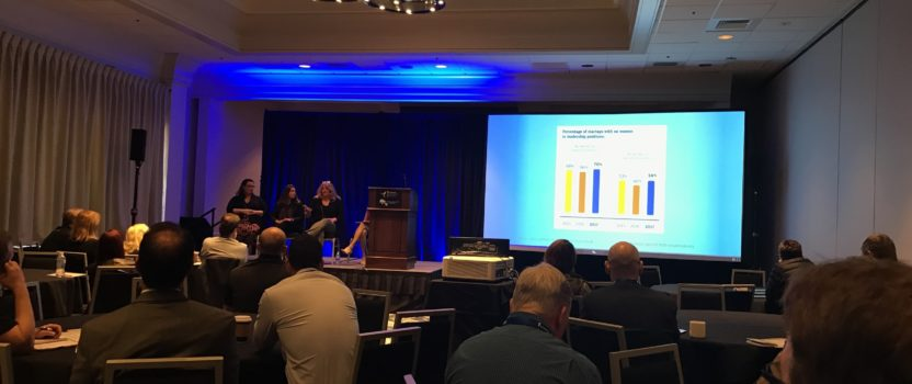 Technology Convergence Conference: Women in Infrastructure, Rating Systems, and Mentorship Programs