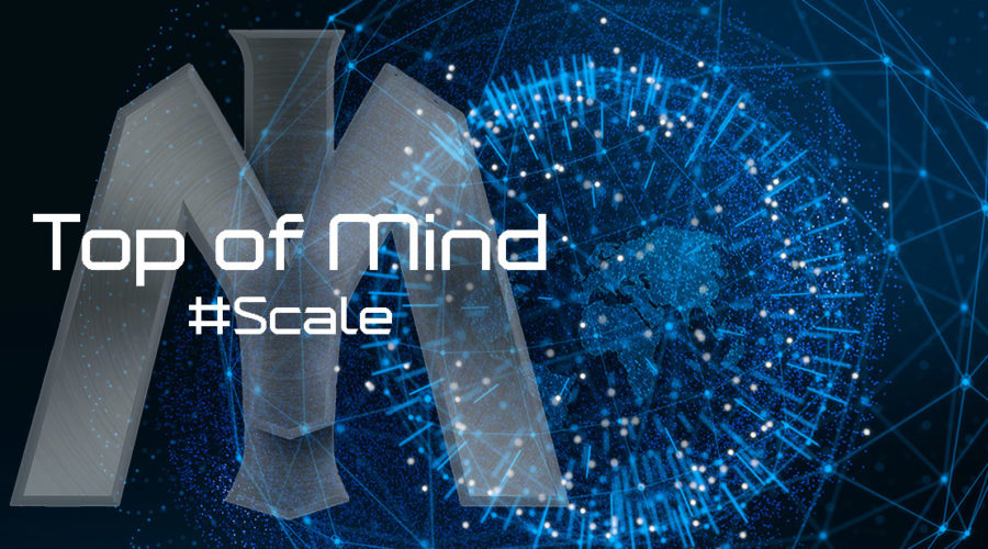 Top-of-Mind for Data Center Leaders: Scale!