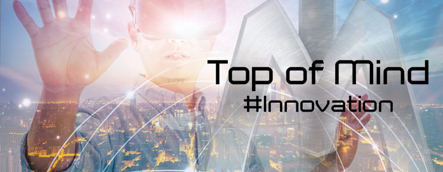 Top-of-Mind for Data Center Leaders: Never Stop Innovating