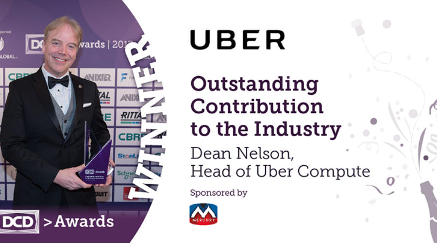 Outstanding Contribution to the Data Center Industry