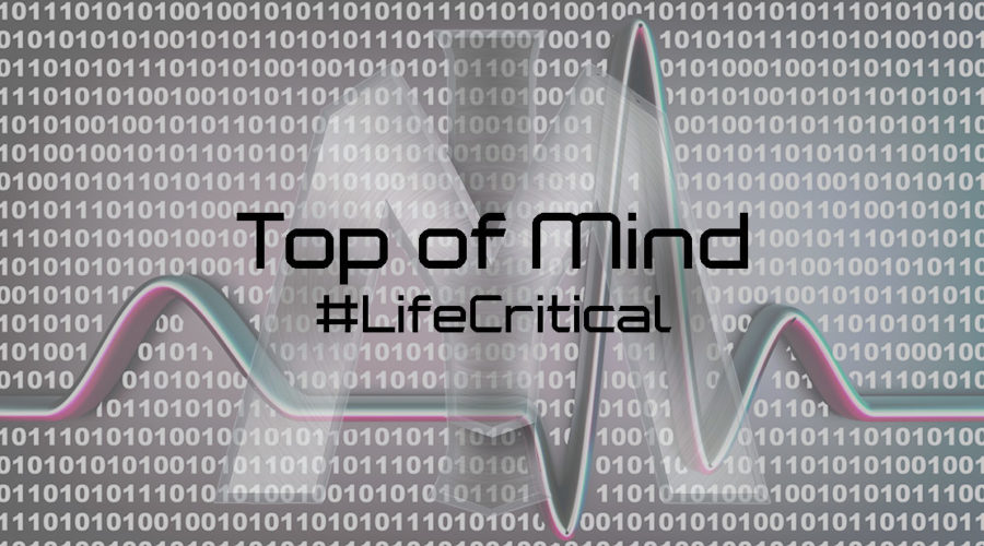 Top-of-Mind for Data Center Leaders: Just How Critical Is Our Critical Infrastructure?