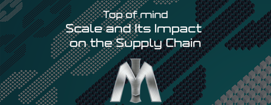 Scale and Its Impact on the Supply Chain
