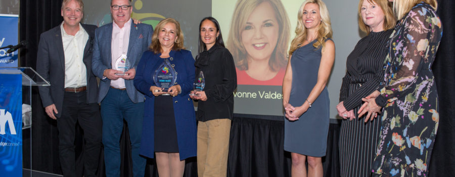 Ivonne Valdes Awarded 2019 Diversity & Inclusion Champion Award