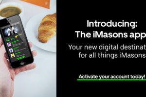 Introducing: The iMasons App!