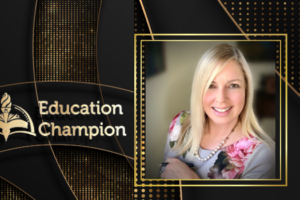 2020 Education Champion Award