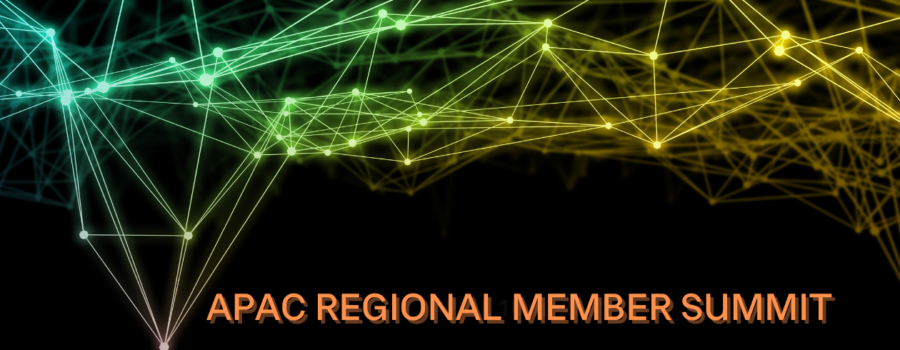 APAC Regional Member Summit – Virtual Event