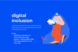 Digital Inclusion: Solutions from the Ground Up